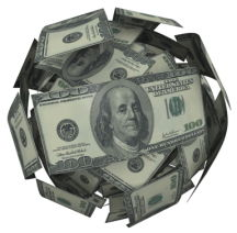 flexible money ball-ws