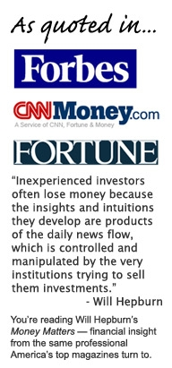 As quoted in Forbes, Business Week, the Wall Street Journal