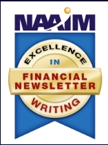 Newsletter_NAAIM_Award