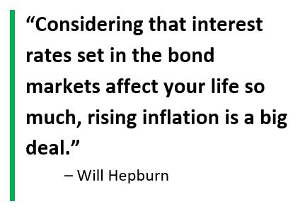 What's Up with Inflation?